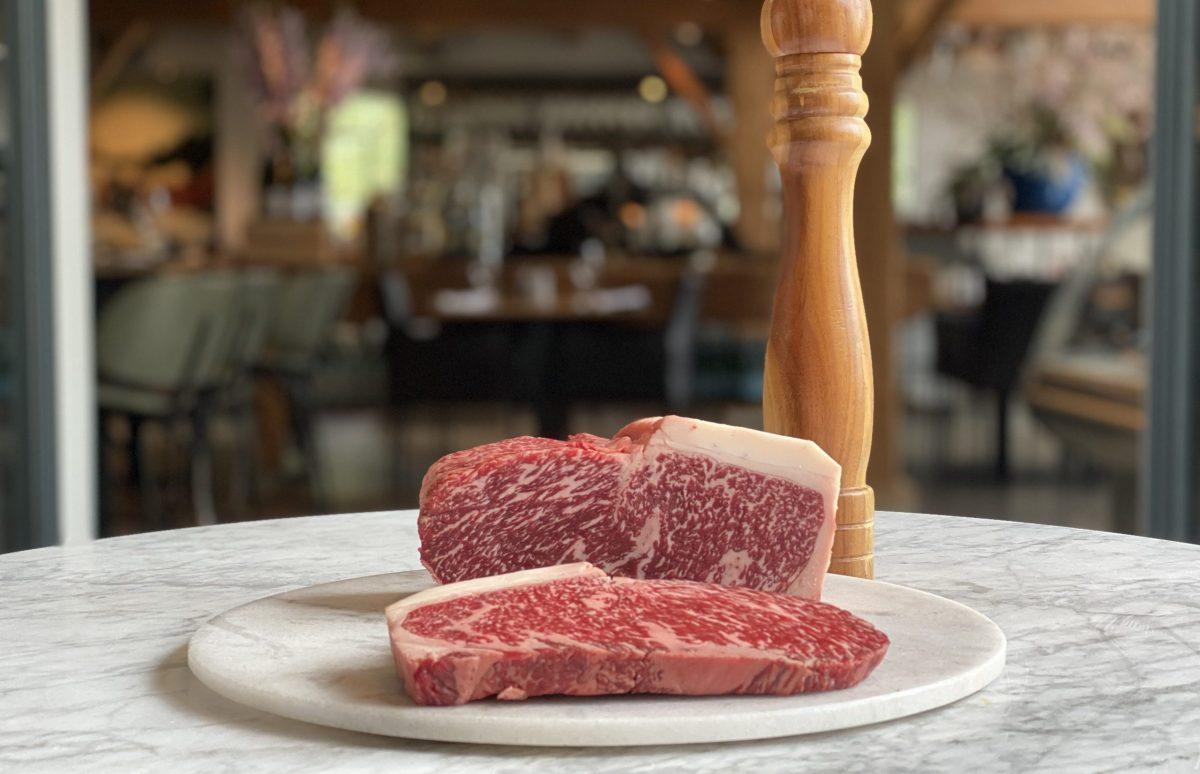 Entrecote | Wagyu | Maasland | Online shoppen | Boerderij | Traiteur | Vlees van eigen weide | Home made for you |