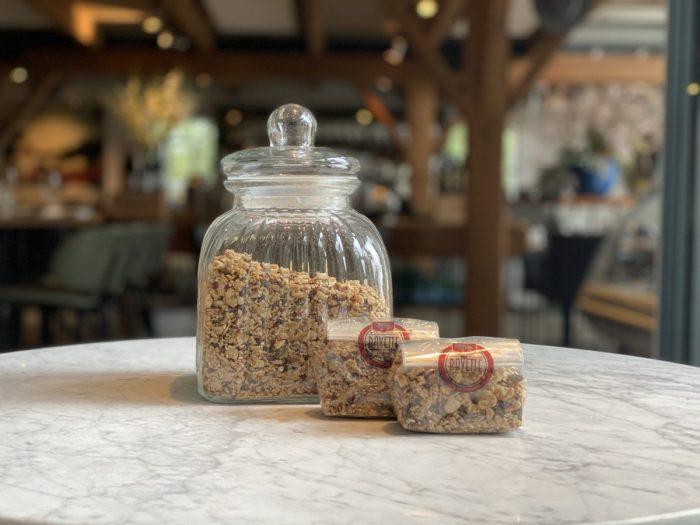 Granola | Maasland | Online shoppen | Boerderij | Traiteur | Vlees van eigen weide | Home made for you |
