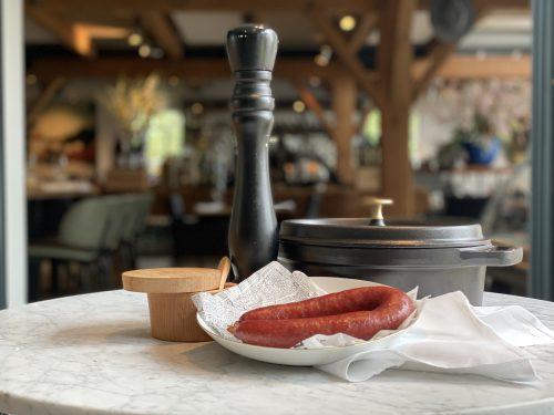 Rookworst | Maasland | Online shoppen | Boerderij | Traiteur | Vlees van eigen weide | Home made for you |