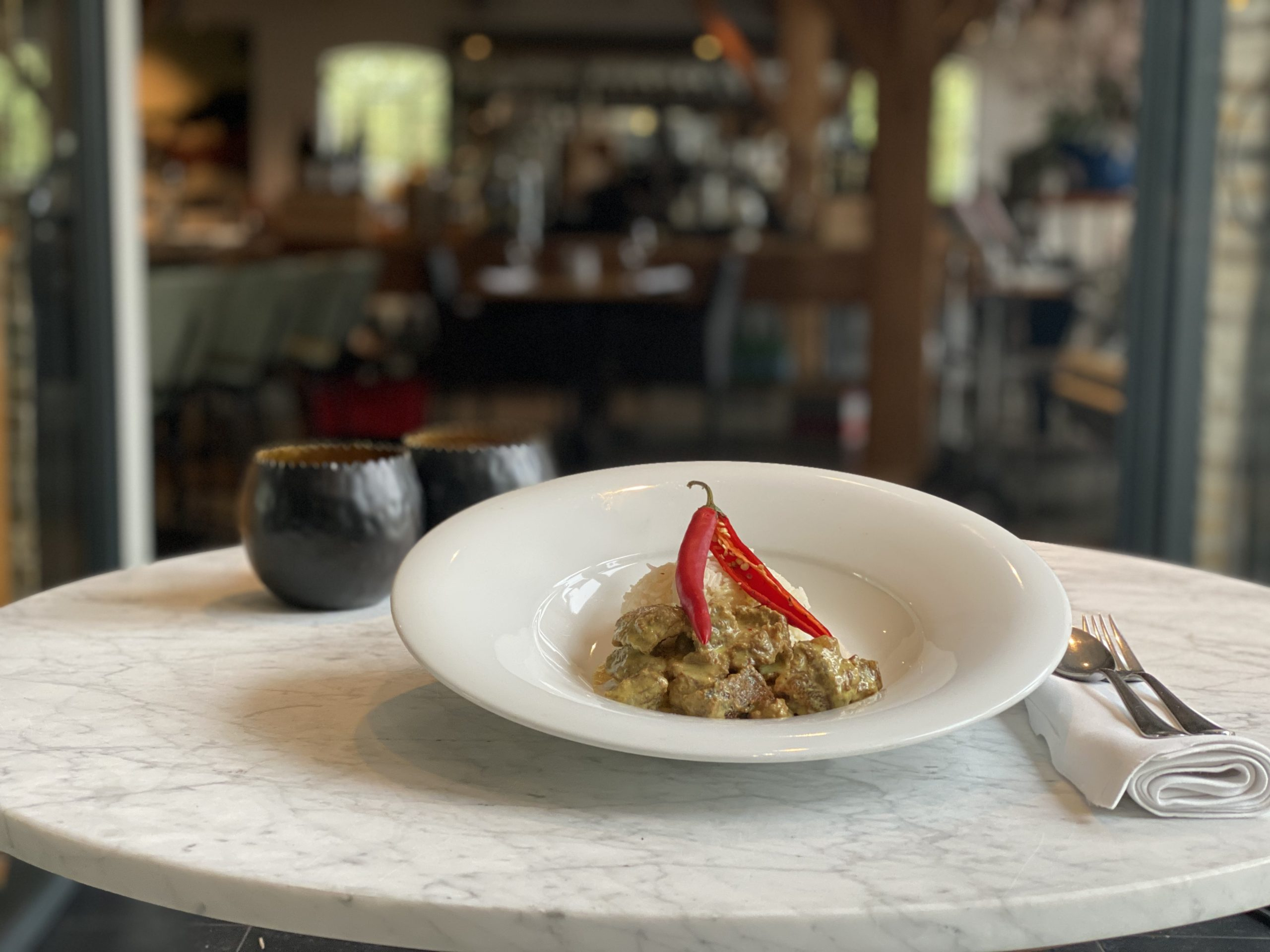 Beef Curry | Bavette Farmshop | Maasland | Online shoppen | Boerderij | Traiteur | Vlees van eigen weide | Home made for you |